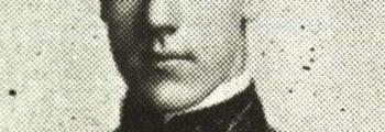 1914 Distinguished Student & Basketball Team Captain