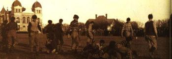 1894 Touchdown, Aggies!