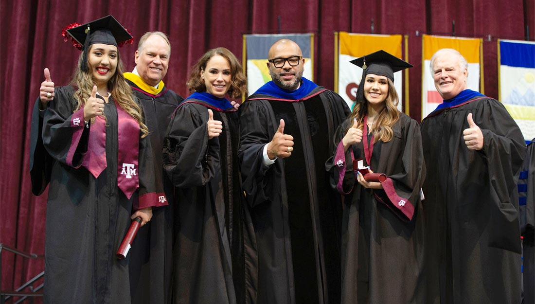 McAllen's first Graduates